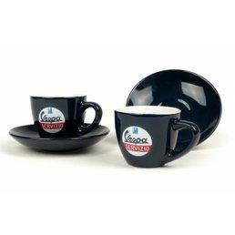 Vespa Espresso Coffee Cup Set servizio (2)