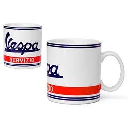 Vespa VPCE28 Servizio White Coffee Mug