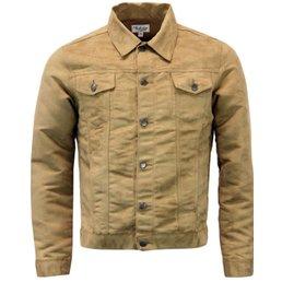 Madcap England Ealing faux Suede Jacket