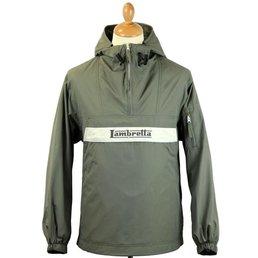 Lambretta Overhead Jacket KHAKI XXL