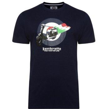 Lambretta scooter/target t-shirt