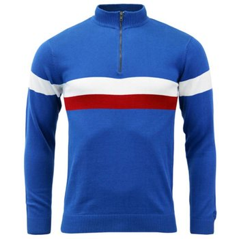 Madcap England Velocita knitted Cycling top