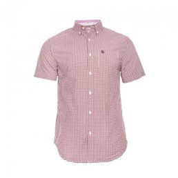 Penguin Short Sleeved Gingham Shirt