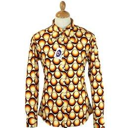 Madcap England retro dress shirt