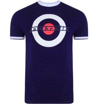 Lambretta ringed target t-shirt