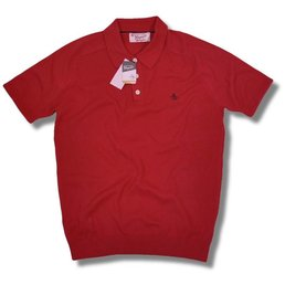 Penguin Knitted Polo Shirt