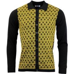 Madcap England honeycomb cardigan