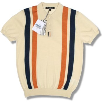 David Watts *SALE* Reduced from 65.00 to, CREAM, L