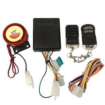 Lextek Alarm with Immobiliser and Remote Start