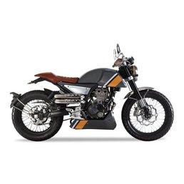 FB Mondial Hipster 125cc