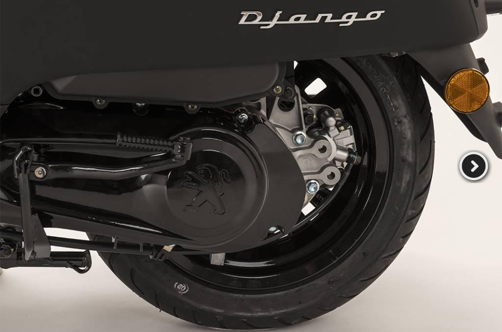 Peugeot Django S 50cc