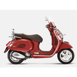 Vespa GTS 300 4V ABS ASR touring metalic red