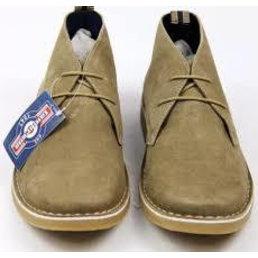 Lambretta Suede Desert Boots