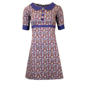 Madcap England Paisley Dress