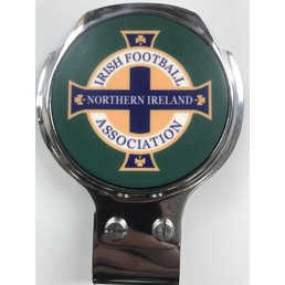 Bar Badge, Northern Ireland F.A. Emblem