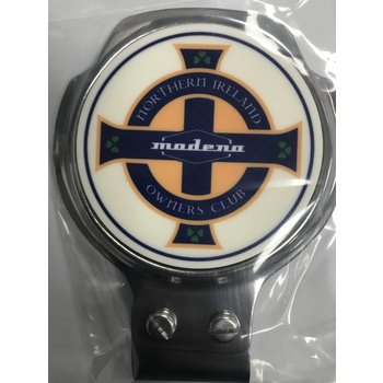 Bar Badge, Modena Owners Club of Northern Ireland