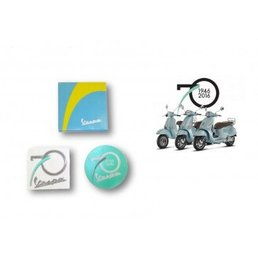 Vespa Vespa 70th Anniverday Badge Set