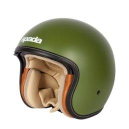 Spada Spada Raze helmet Matt Green L (59-60cm)