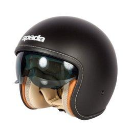 Spada Spada Raze helmet Matt Black L (59-60cm)