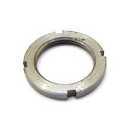 Lock nut, top washer for steering head bearing/column   BOX