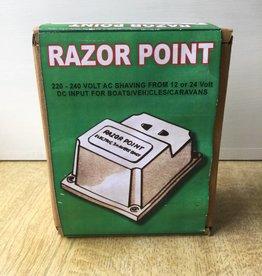 Razor/Electric Toothbrush Electric Socket 12v/240v