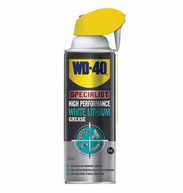 WD-40 Specialist Hi Performance White Lithium Grease 400ml