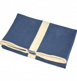 Atlantic Blankets Blue Stringer Blanket 75x100cm