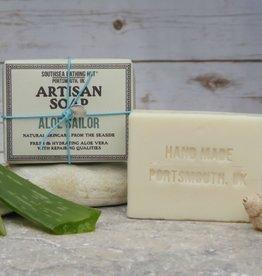 Southsea Bathing Hut Aloe Sailor Artisan Soap
