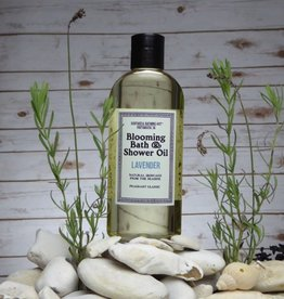 Southsea Bathing Hut Lavender Blooming Bath & Shower Oil