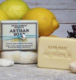 Southsea Bathing Hut Lemon Soul Artisan Soap