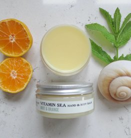 Southsea Bathing Hut Mint & Orange Vitamin Sea Balm