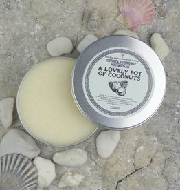 Southsea Bathing Hut Raw Coconut Oil