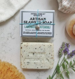 Southsea Bathing Hut Seaweed Artisan Soap