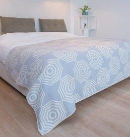 Atlantic Blankets Grey Parasol Throw 160 x 250cm