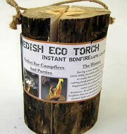 The Green Olive Firewood Co Swedish Eco Torch Large