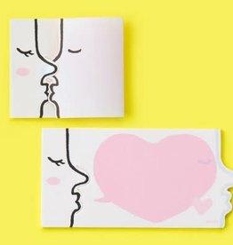 Midori SECRET MESSAGE PAPER // KISS