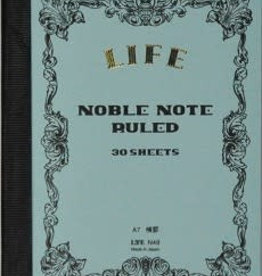 LIFE NOBLE NOTEBOOK // A7