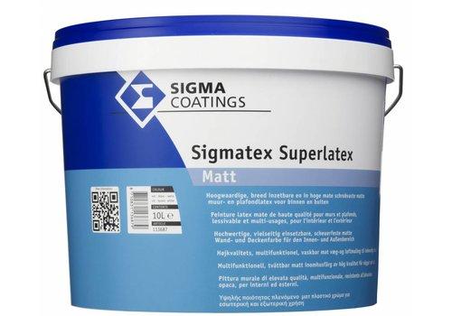 Sigma Sigmatex Superlatex Matt