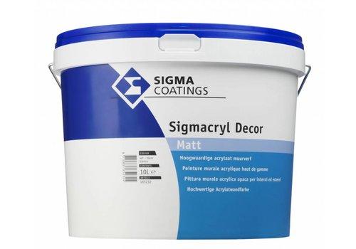 Sigma Sigmacryl Decor Matt