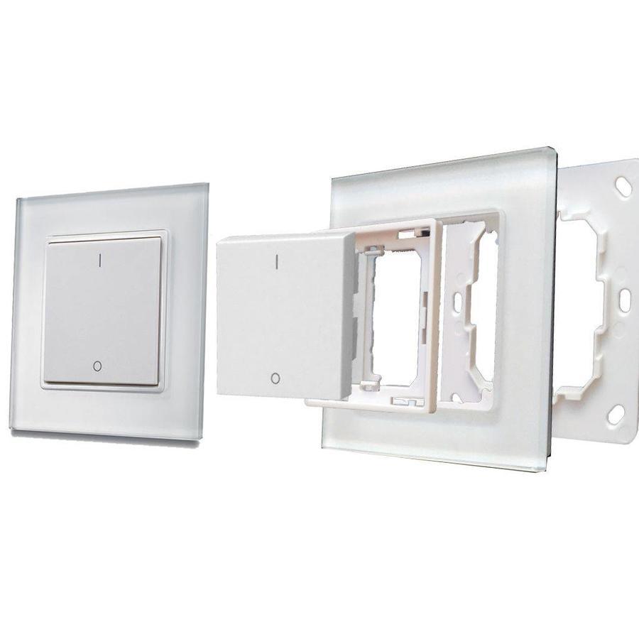 1-Kanal LED Wanddrucker mit Funkempfänger