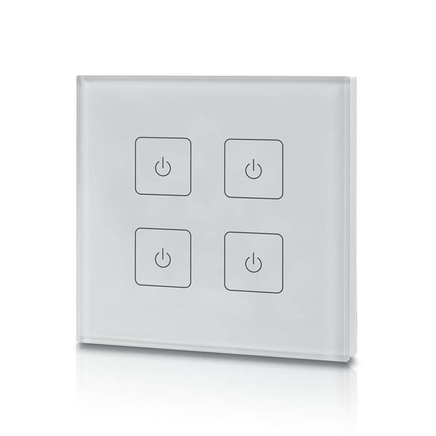 4-kanaals Touch LED dimmer