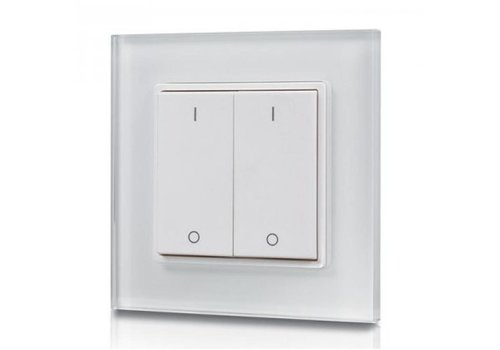 INTOLED 2-channel wireless LED wall dimmer (printer)