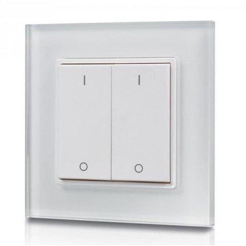 INTOLED 2-Kanal LED Wanddrucker mit Funksteuerung