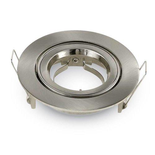 V-TAC Lublin IP20 GU10 armatuur geborsteld aluminium