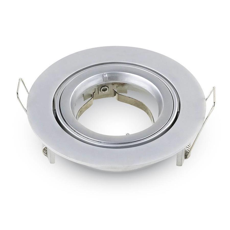 Cork IP20 GU10 Einbaurahme Silber