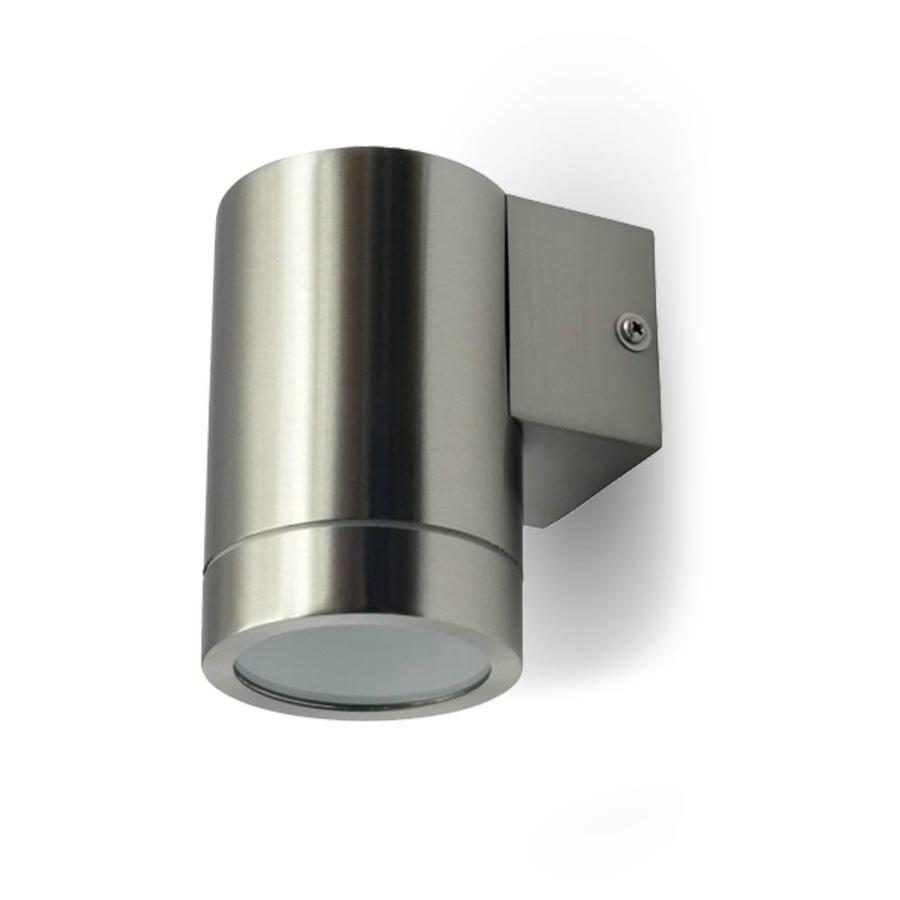 LED Außenleuchte Wand Edelstahl GU10 IP44