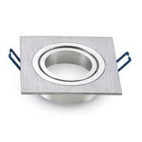 LED inbouwspot Diego 3 Watt 3000K warm wit Kantelbaar [optioneel dimbaar]