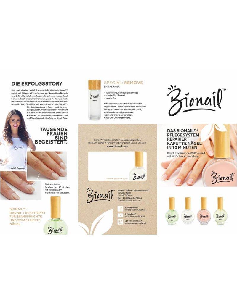 Bionail™ Flyer (50 St.) - GRATIS