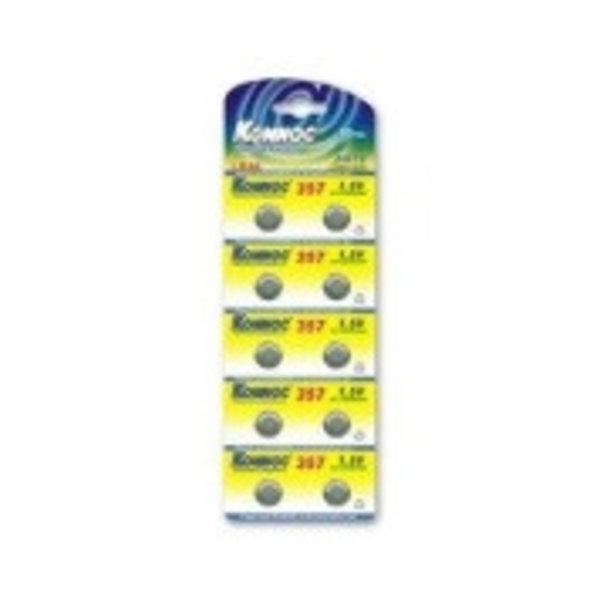 Batterijen EC en pH meter