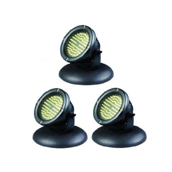Vijververlichting LED-60 set 3 pcs